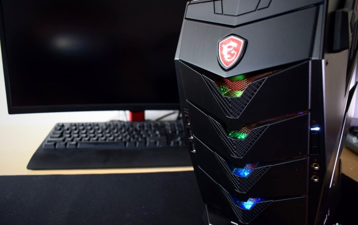 Review MSI Aegis 3