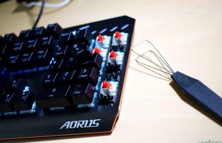 Review Aorus K7