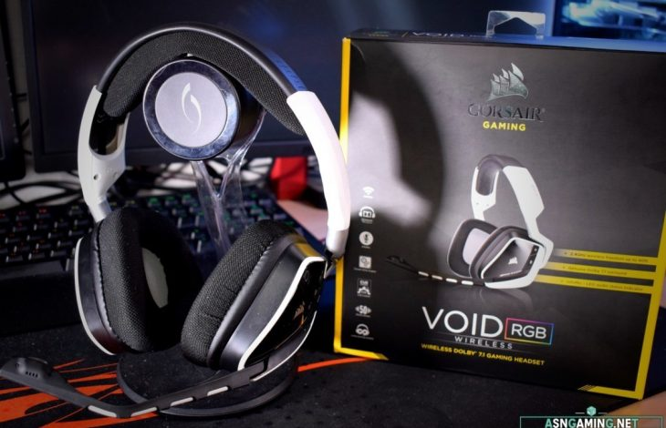 Review Corsair Void RGB Wireless